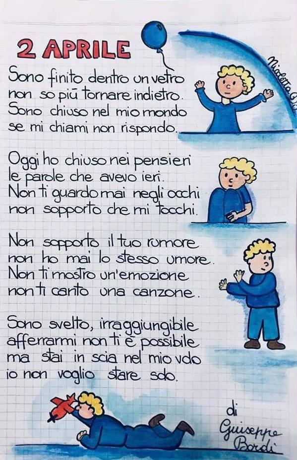 2 aprile poesia di G Bordi
